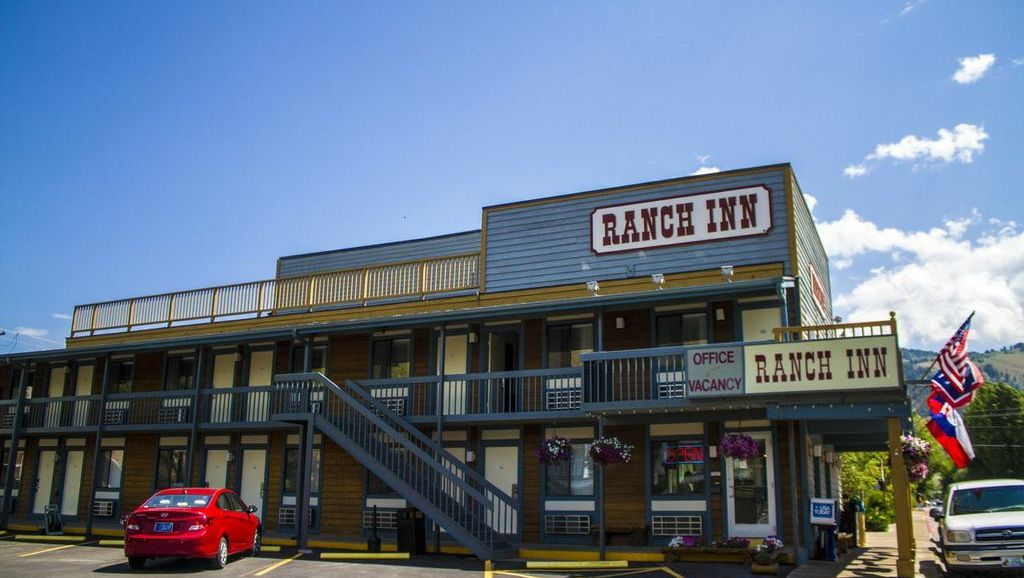 The Ranch Inn Hotel In Jackson Hole Wy Jhcr
