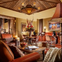 Rustic Lobby