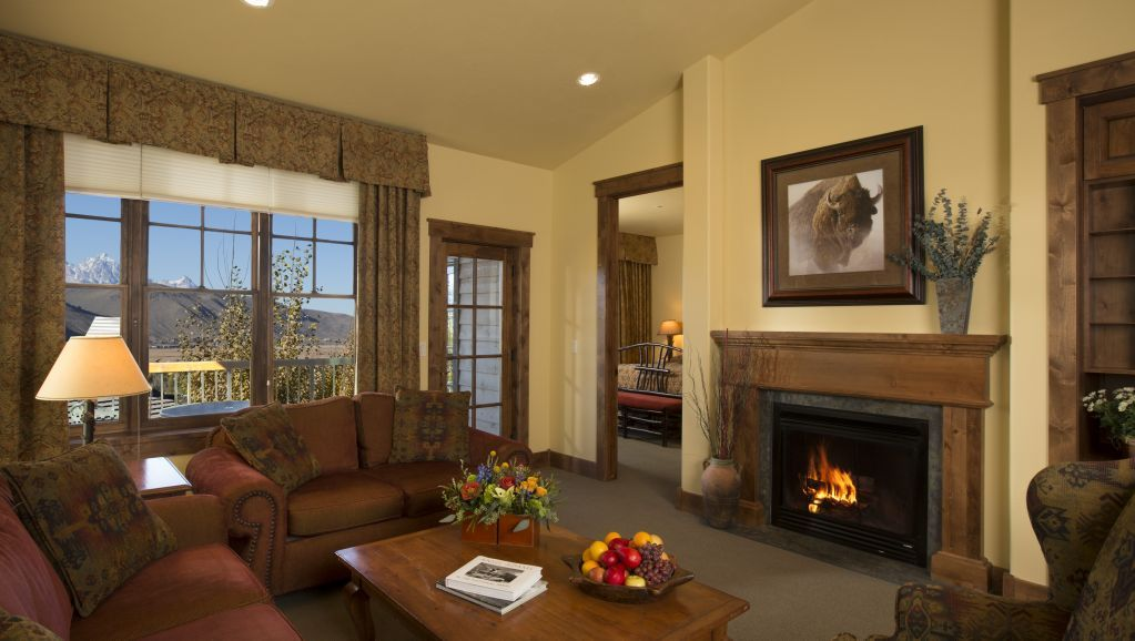 Snow King Resort Hotel Grand View Residences In Jackson Wy
