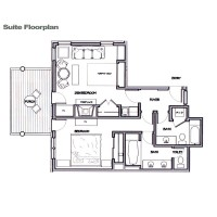 Grand View Parlor Suite Condo