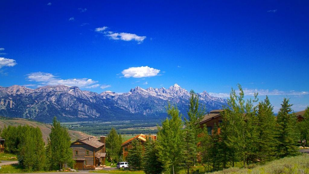 Spring Creek Ranch In Jackson Hole Jhcr