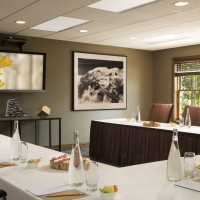 Four pines meeting room at Teton Mountain Lodge and Spa