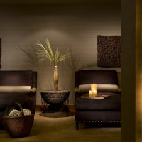 Spaterres tranquility lounge at Teton Mountain Lodge and Spa