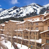 Teton Mountain Lodge and Spa offers alpine elegance slopeside at jackson hole