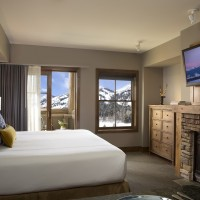 Teton Mountain Lodge and Spa sundance junior suite