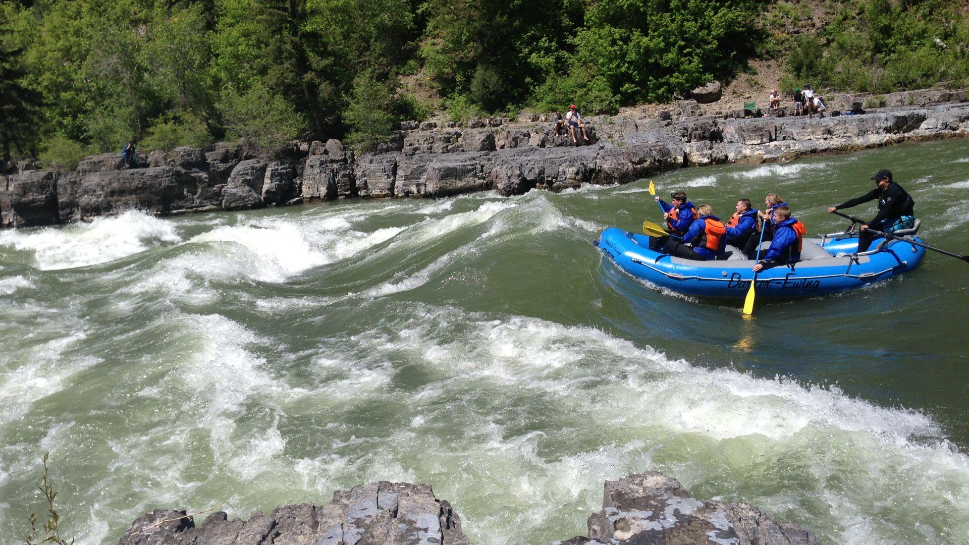 Jackson Hole Whitewater - White Water Rafting in Jackson Hole