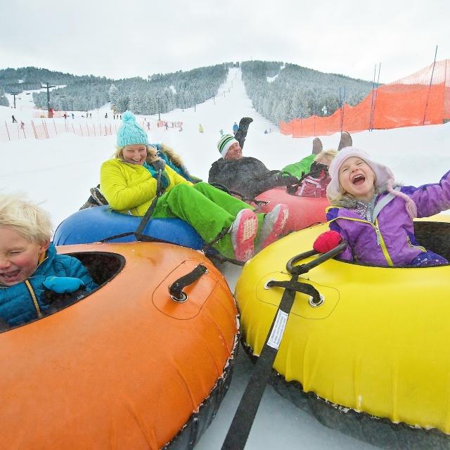 Snow Tubing Parks