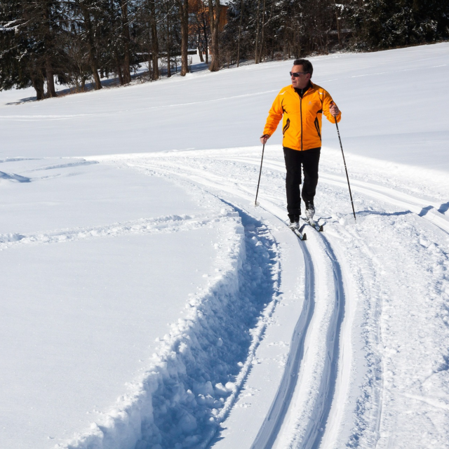 Where To Cross Country Ski In Jackson Hole Wyoming