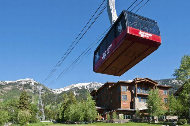 aerial tram wy