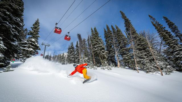 Ski Vacations with Airfare