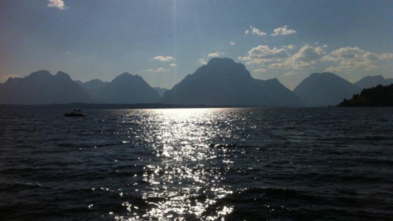 A Few Ways to Enjoy Jackson Lake