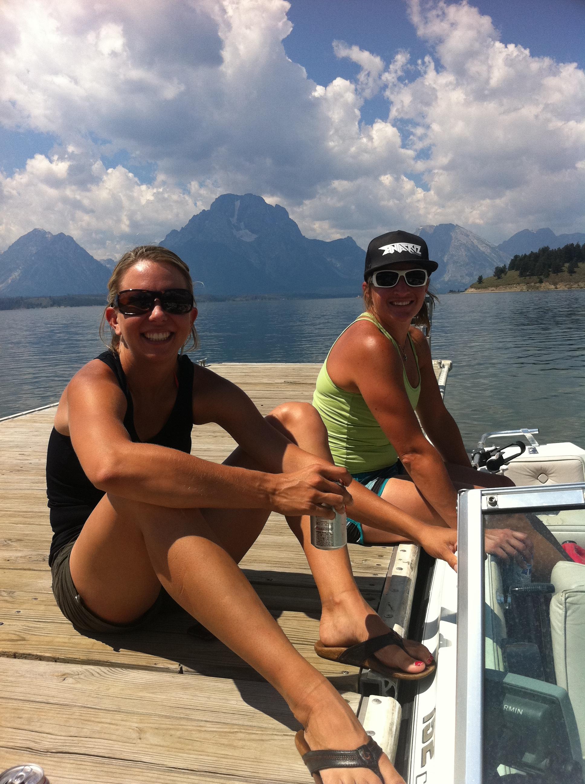 jackson lake day