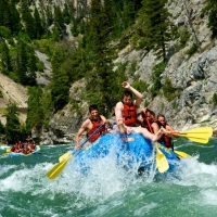 Sands Whitewater & Scenic River Trips