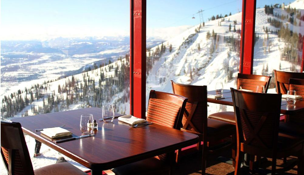 Piste Mountain Bistro Jackson Hole Wy Central Reservations