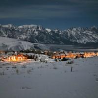 views at Spring Creek Ranch