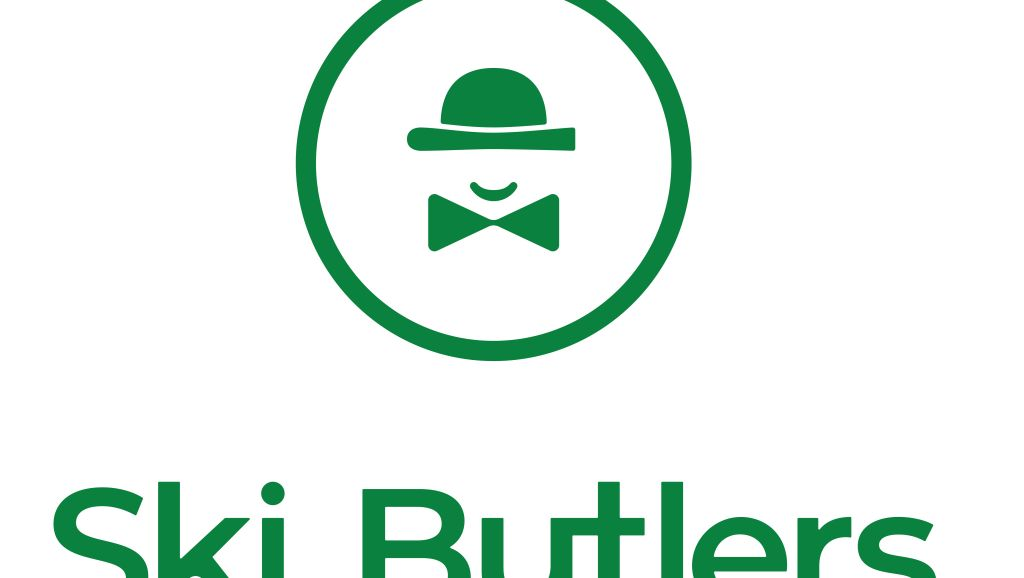 Skibutlers primary logo dark green (002)