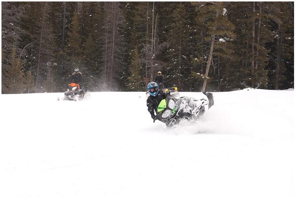 Scenic Safaris Snowmobile Adventures Jackson Hole Wy Central Reservations