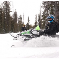 Powder riding