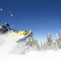 Heart Six Ranch Snowmobiling