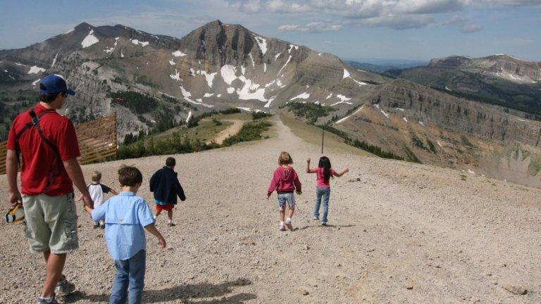 Family Friendly Fun in Jackson, WY