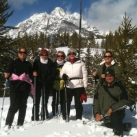 Hole Hiking Snowshoe Tours