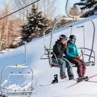 Snow King Mountain Winter Fun