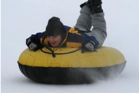 King Tubes Snowtubing