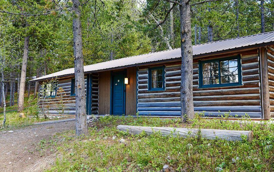 ... Colter Bay Cabin ... & Colter Bay Village | Jackson Hole Central Reservations