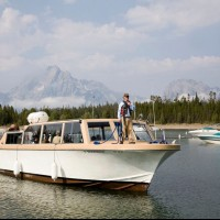 Colter Bay Boat Tour