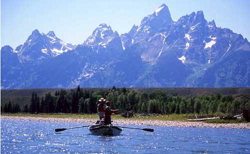 Triangle X Fishing Trips