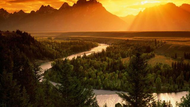 Make Jackson Hole Your Yellowstone Base Camp