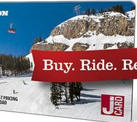Jackson Hole Mountain Resort Discounted Lift Tickets - J Card