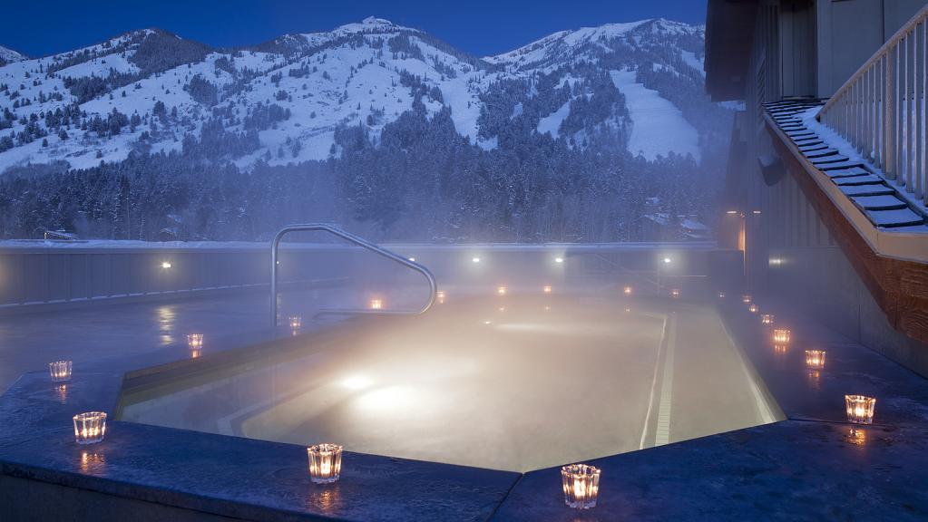 Teton Mountain Lodge Spa 4th Night Free In Jackson Hole Wy