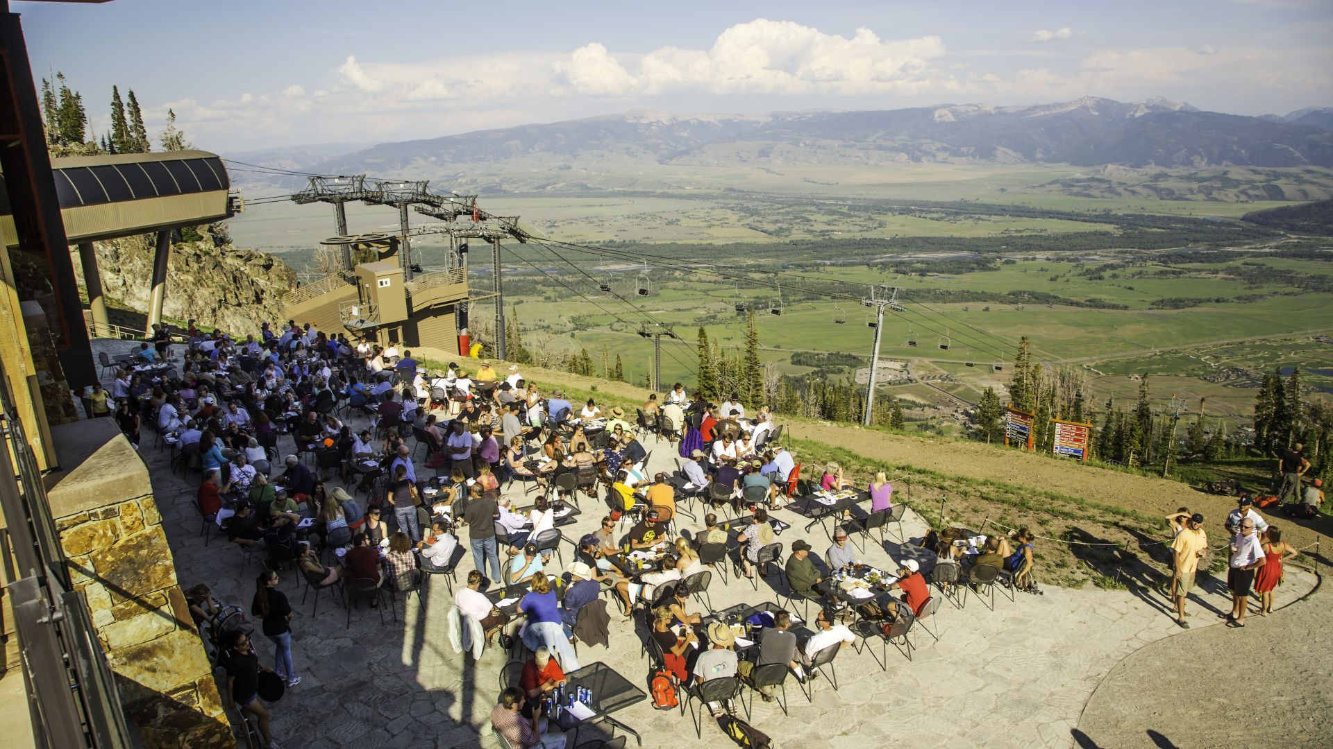 The lowdown on labor day in jackson hole for The deck jackson hole