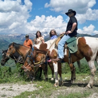 Mill Iron Ranch Horseback Rides