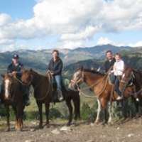 Mill Iron Ranch Horseback Riding