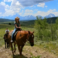 Heart Six Ranch Horseback Rides