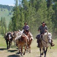 Heart Six Ranch Horseback Rides