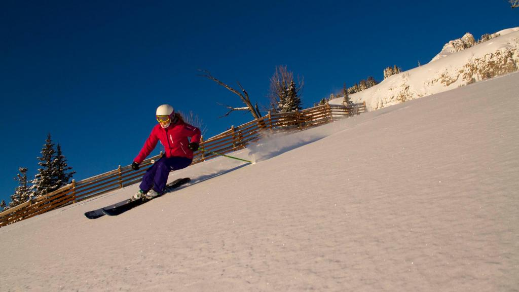 Teton Village Luxury: 5 Night Ski Vacation