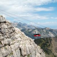 Jackson Hole Mountain Resort Aerial Tram & Summer Activities