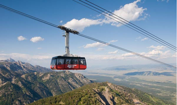 Jackson Hole Mountain Resort Aerial Tram