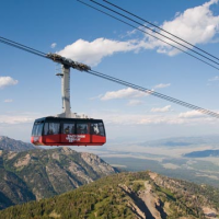 Jackson Hole Mountain Resort Aerial Tram & Summer Activities