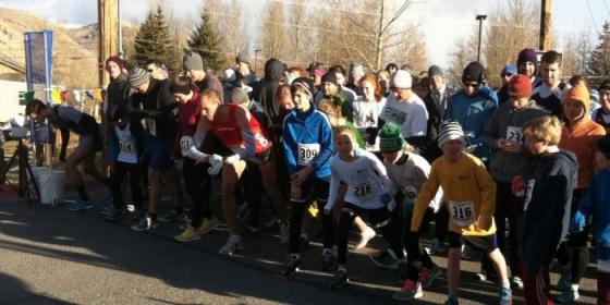 Thanksgiving Turkey Trot in Jackson Hole