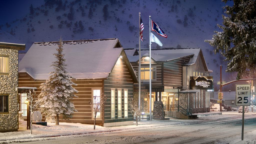 "Lexington at Jackson Hole: ""Suite"" Deal Fall and Winter for Just $119/night"