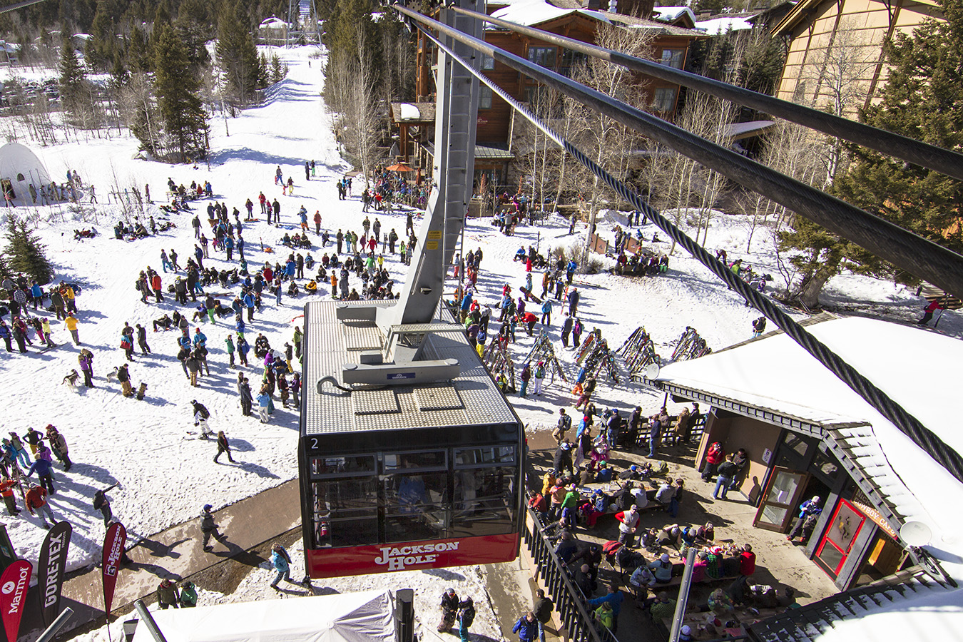 march radness 2016 in jackson hole, wy - jackson hole central