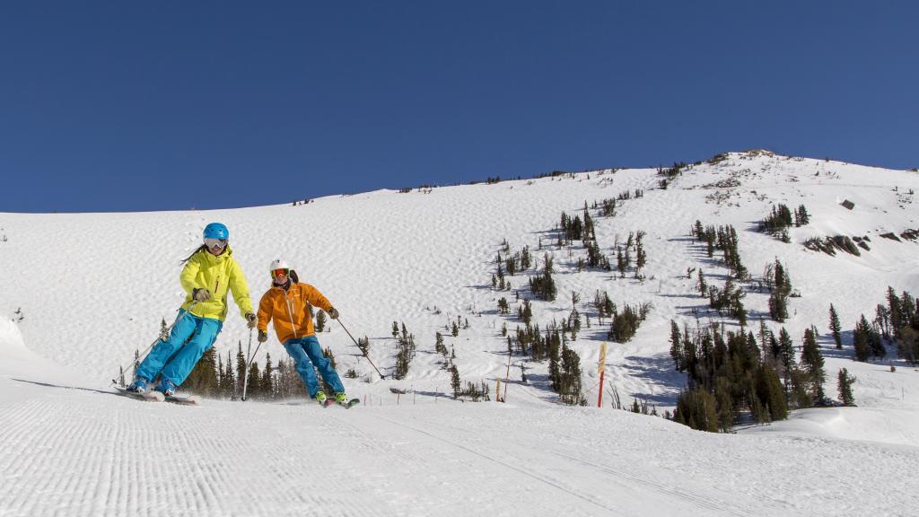 Four Night Jackson Hole Ski Vacation