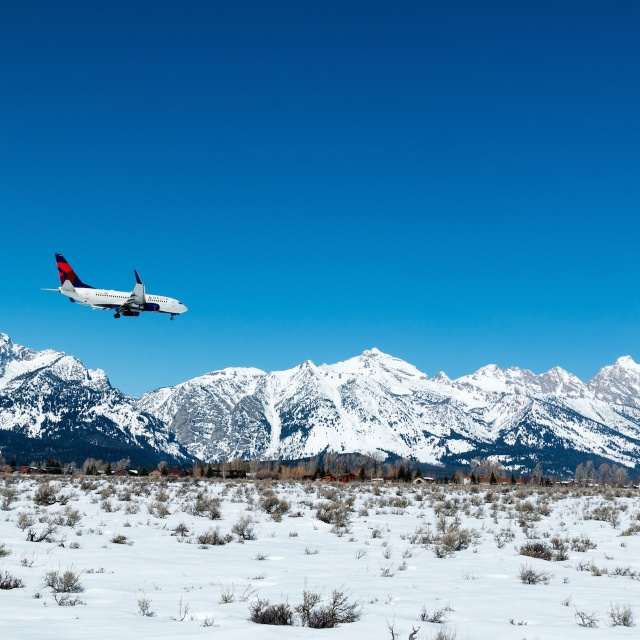 Save $200 Per Person on Your Flight to Jackson Hole