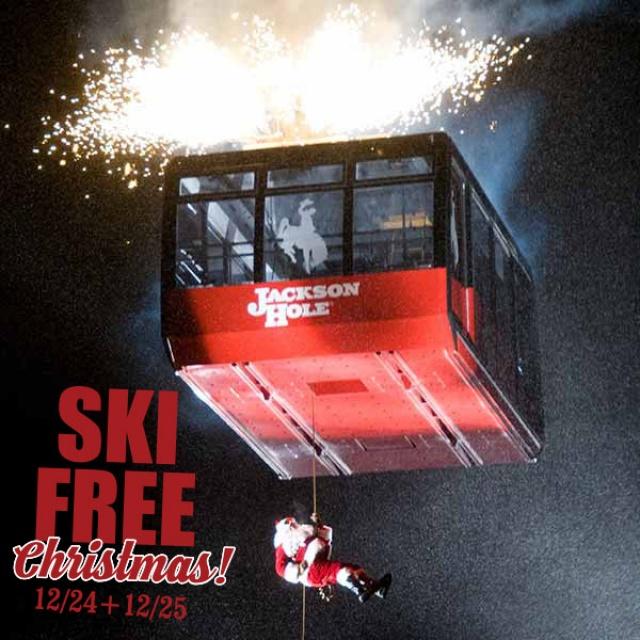 Ski Free Christmas