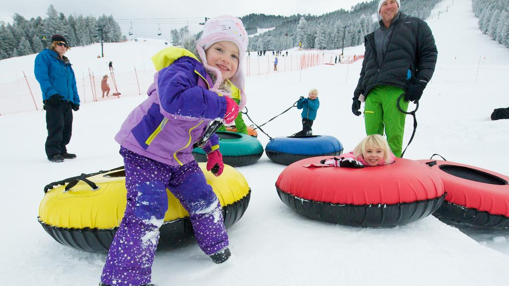 Family Ski & Play Package