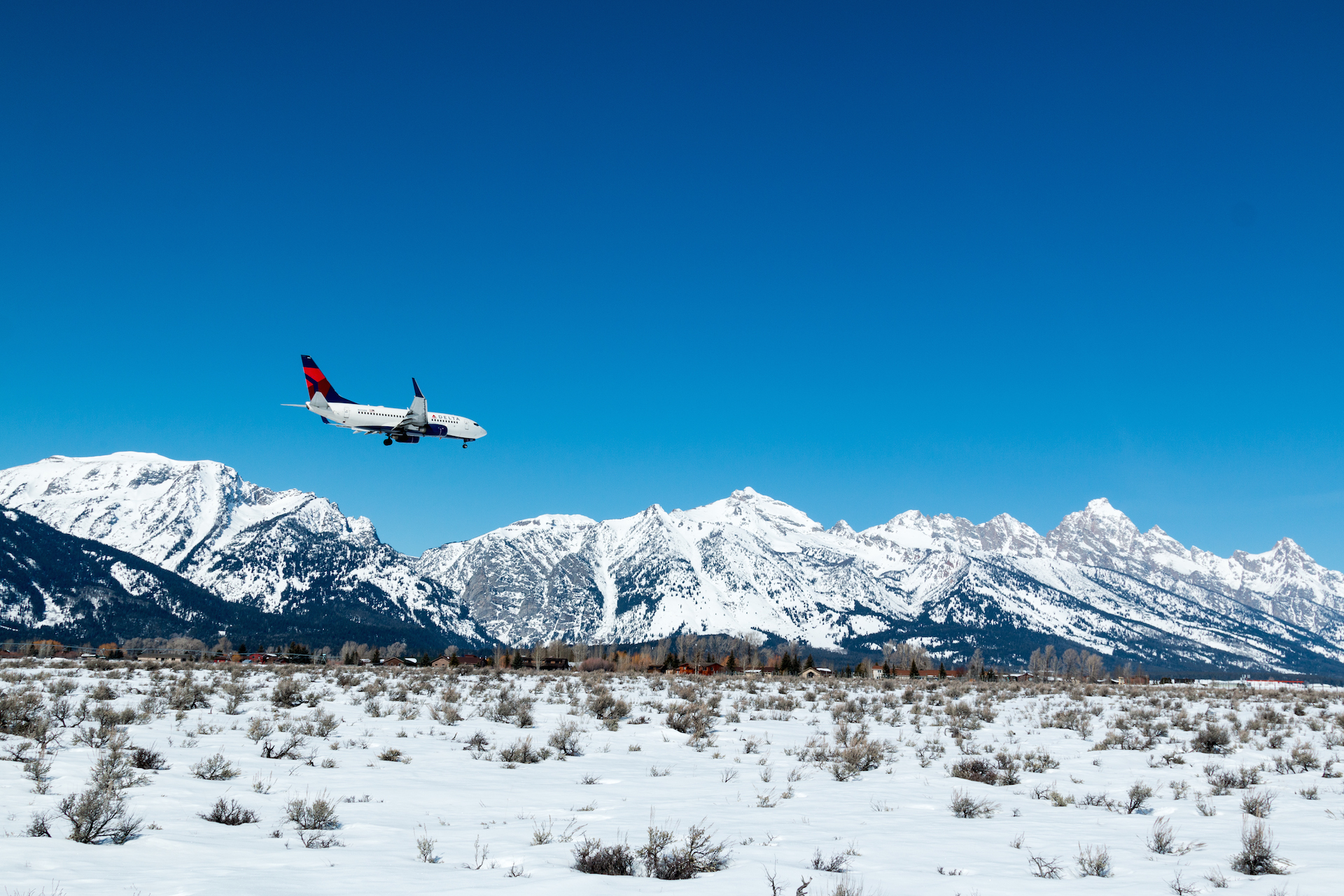 fly to jackson hole
